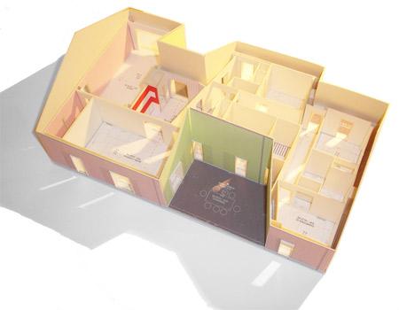la importancia del anteproyecto arquitectonico, la maqueta