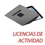 Licencias Actividad Apuntoarquitectura