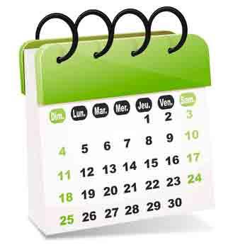 apuntoarquitectura calendario