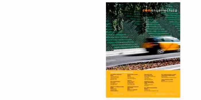 Publicación ApuntoArquitectura en revista Conarquitectura