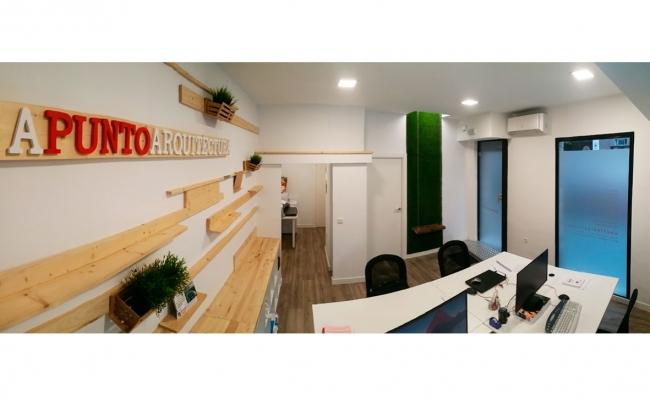 Oficina Apuntoarquitectura