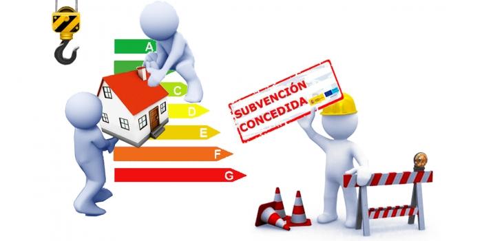 Ayudas  y Subvenciones para la Rehabilitación de Viviendas, Plan Estatal 2013-2016