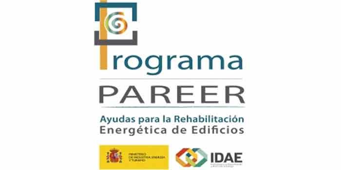 Programa Pareer, ayudas a la rehabilitación