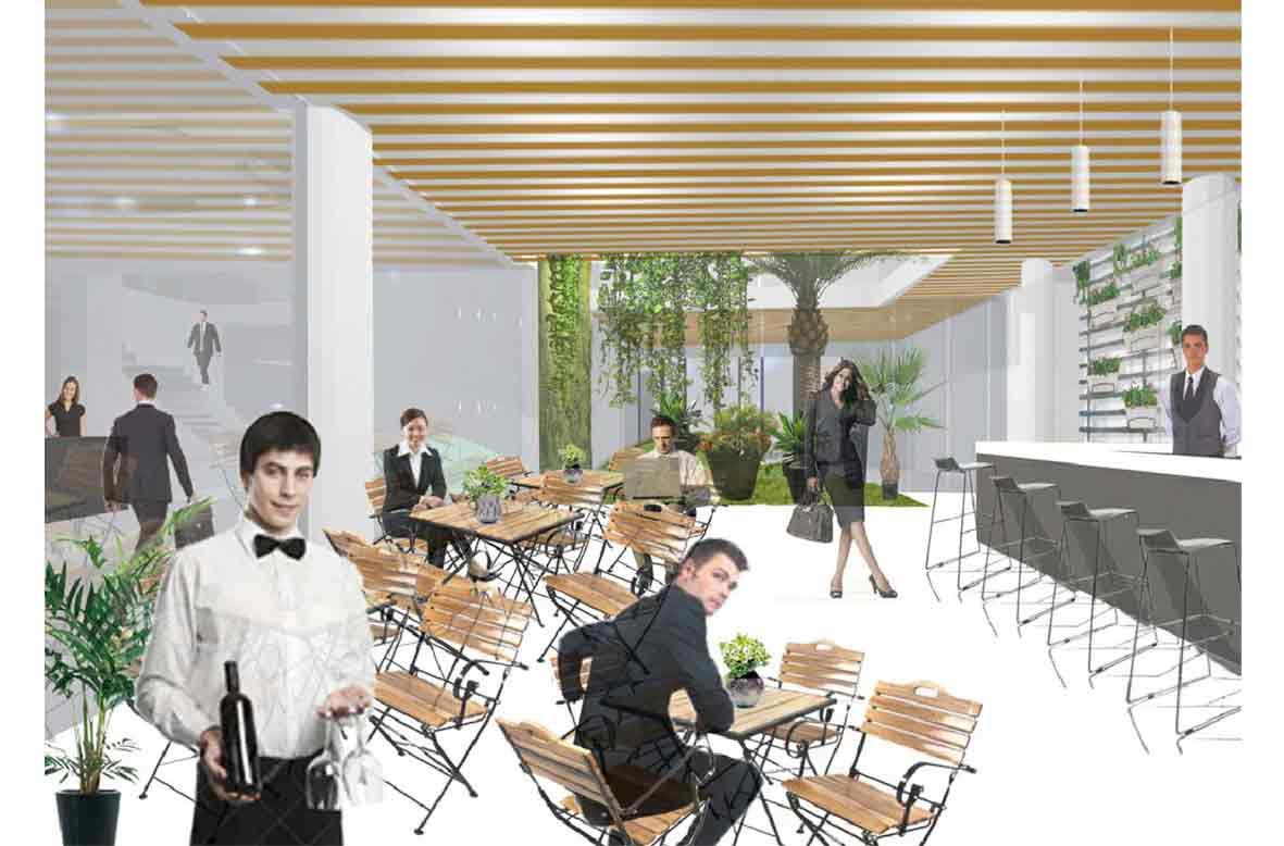 Concurso Renove Hoteles Madrid Think Tank COAM