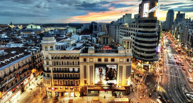 Callao, Madrid