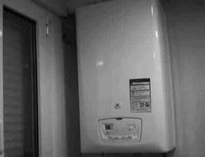 buen mantenimiento de caldera