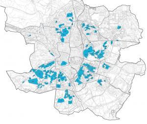 Areas Preferentes de Impulso a la Regeneración Urbana (APIRUs)