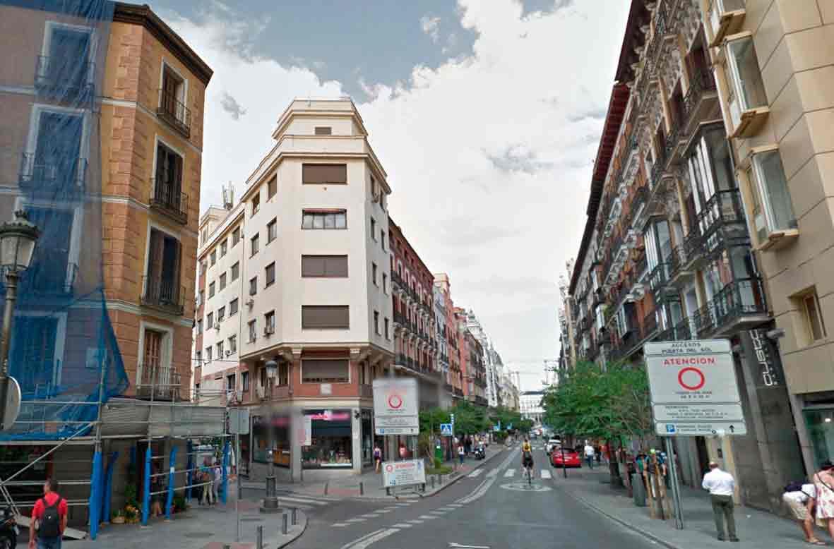 Licencia de Cambio de Uso de Oficina a Vivienda Madrid