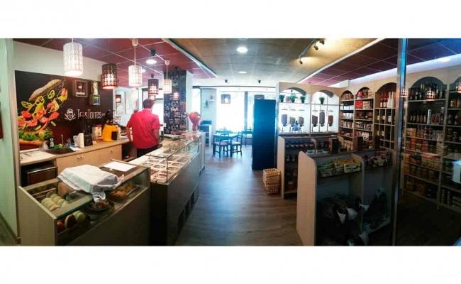 Proyecto, licencia y obra para cafetería gourmet en Alcobendas