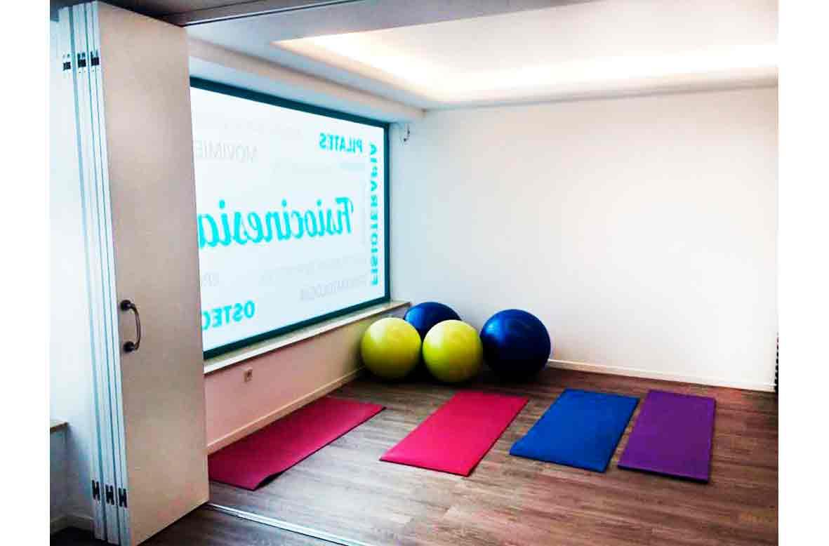 Proyecto Reforma Y Gestion De Licencia Para Clinica De  # Muebles Fisioterapia