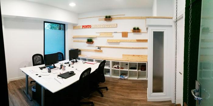 Nuestra oficina nuestra casa apuntoarquitectura - Nuestra casa es tu casa ...