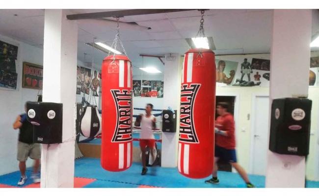 Escuela de Boxeo en Móstoles