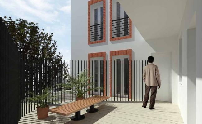 Proyecto de Edificio de 7 viviendas en Valdemoro