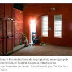 Reportaje ApuntoArquitectura NYTimes