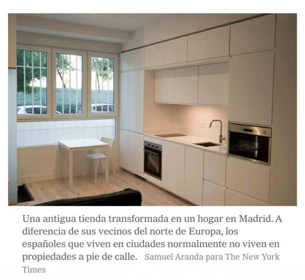 Reportaje ApuntoArquitectura NYTimes foto 1