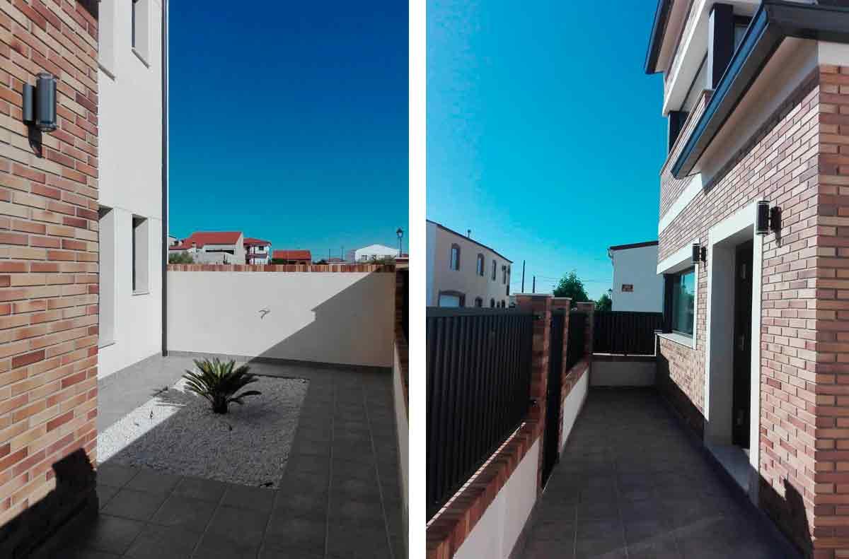 Vivienda Unifamiliar Badajoz apuntoarquitectura Obra 03